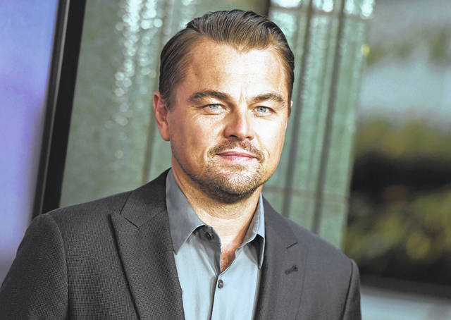"""Leonardo DiCaprio attends the June 5 premiere of """"Ice on Fire"""" in Los Angeles. DiCaprio is joining with billionaire investors and philanthropists Laurene Powell Jobs and Brian Sheth to create Earth Alliance, a new nonprofit charged with tackling climate change and the loss of biodiversity."""