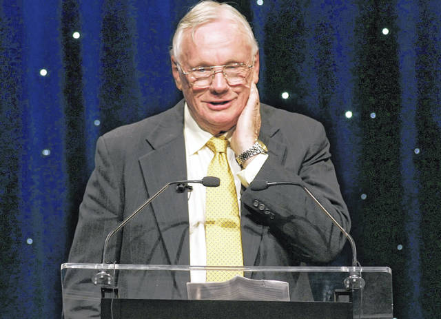Neil Armstrong's heart-surgery death led to a $6 million settlement with Mercy Health. AP Photo