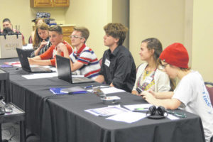Student Integrated Arts and Acting Filmmaker's Bootcamp begins