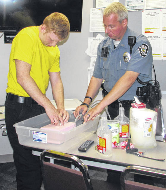 Explorer Program teach youth about law enforcement careers