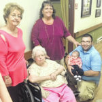 Five generations: Kesler family