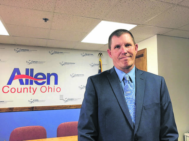Joe Patton, director of Allen County Department of Job and Family Services, said the expansion will allow for large hiring events and conferences.