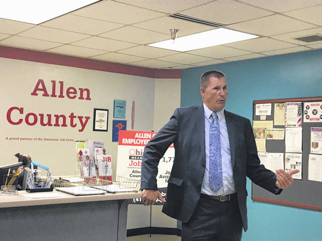 Allen County Department of Job and Family Services Executive Director Joe Patton discusses the need for in-home childcare providers and daycare centers.