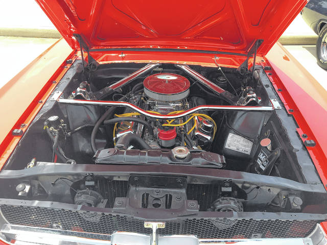 Real Wheels: One memorable Mustang - The Lima News