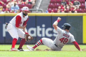 Munoz hitting, Gallegos relief lead Cards to win over Reds