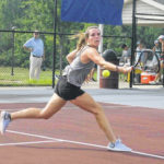 LATA tournament: Players again must deal with hot temps