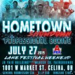 Boxing: Hometown Showdown in Celina to feature top area pro talent