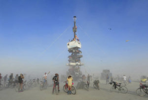 Get This: Burning Man playa dust not serious health concern, experts say