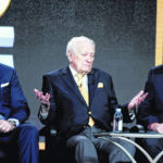 Hall of Fame sports broadcaster Whitaker dies at 95