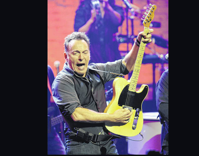 Bruce Springsteen returned to his his old stomping grounds in Asbury Park on Wednesday night to play a surprise set with Southside Johnny & the Asbury Jukes. (AP File Photo/Evan Agostini)