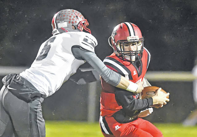 Bluffton's Nate Schaadt returns as the Pirates' signal caller this year.