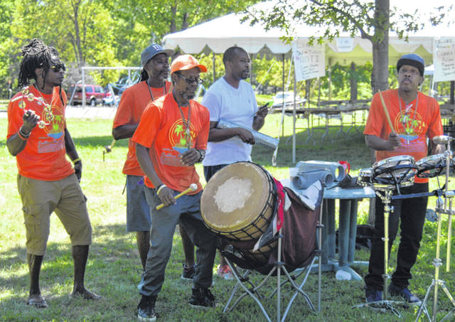 Lots of good food and music could be found at the 26th annual Caribbean American Festival at Faurot Park, Saturday.
