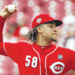 Castillo rebounds as Reds beat Padres 4-2 to win series
