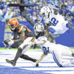Backup QBs lead Browns past Colts