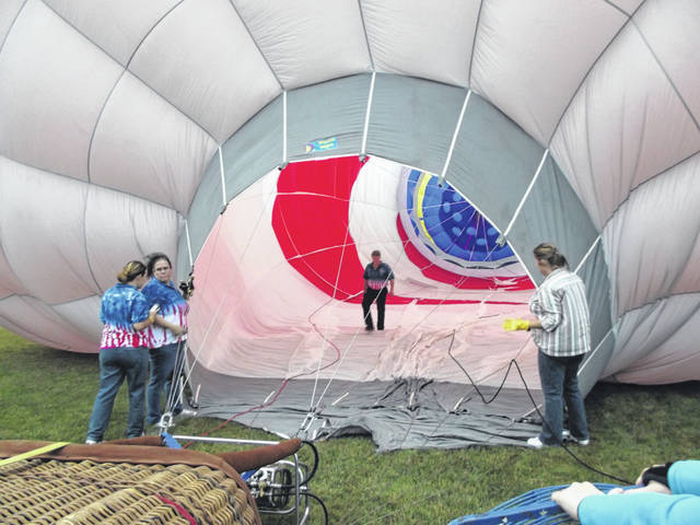 Flag City BalloonFest will be this weekend.