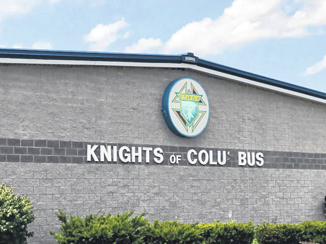 The Lima Knights of Columbus opened their clubhouse at 810 S. Cable Road in 2004.