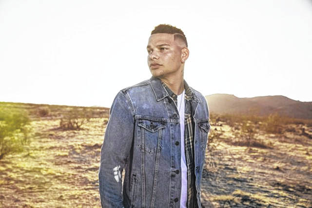 Kane Brown will perform at the Allen County Fair.