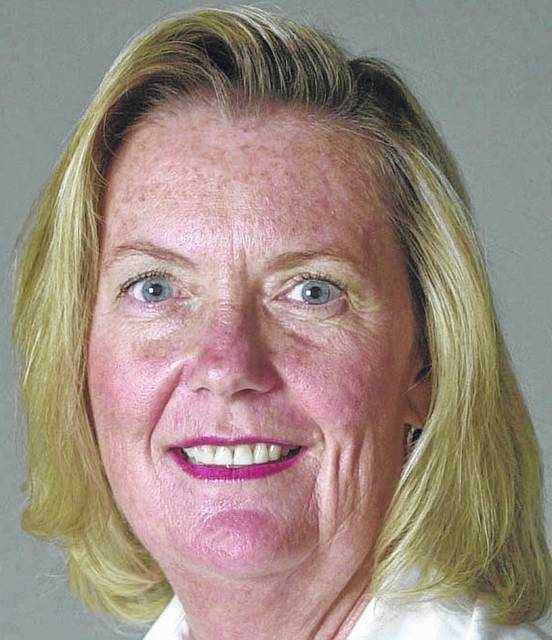 Marla Ridenour is a sports writer for the Akron Beacon Journal. (Akron Beacon Journal/TNS)