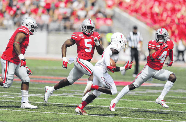 Ohio State off and rolling