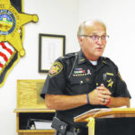 Tearful Solomon won't seek fifth term as Auglaize County's sheriff