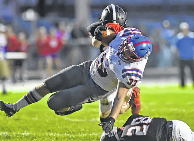 Crestview's Brody Brecht is expected to handle the bulk of the carries for the Knights.