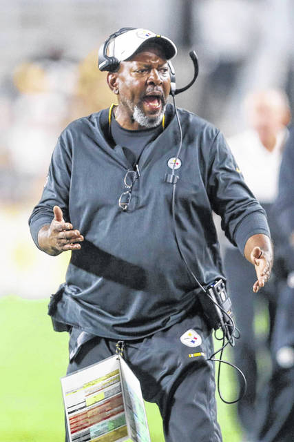 Steelers wide receivers coach Darryl Drake dies at 62 - The Lima News
