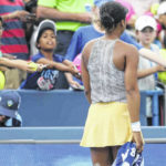 Osaka's knee injury brings uncertainty to US Open