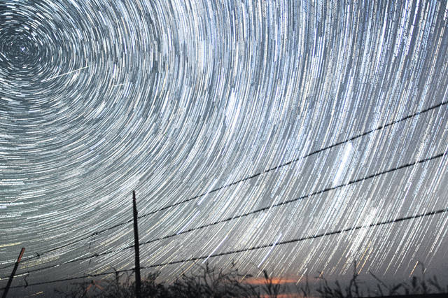 Perseid showers put on a show tonight and tomorrow