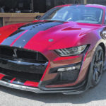 Ford shows off most powerful Mustang