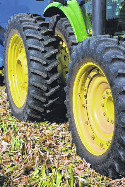 A new event where fairgoers may step up into the cab of a tractor and drive it will be Sunday, Aug. 18 at the Allen County Fair.