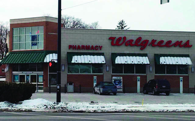 Walgreens is adjusting how many stores it will operate.
