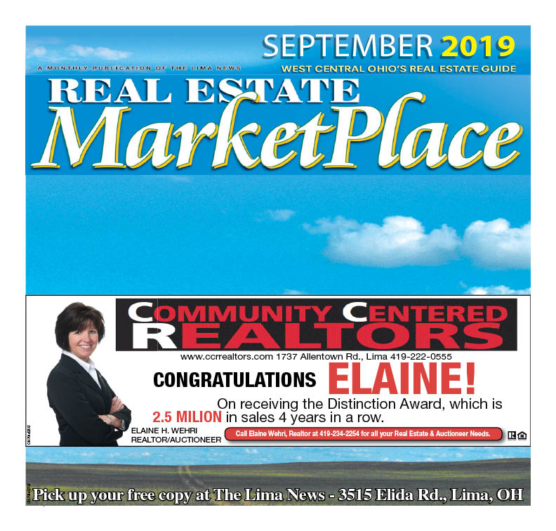 Real Estate MarketPlace September 2019
