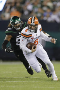 Browns top Jets 23-3