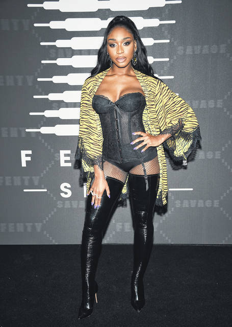 Singer Normani attends the Spring/Summer 2020 Savage X Fenty show, presented by Amazon Prime, at the Barclays Center on Sept. 10 in New York.
