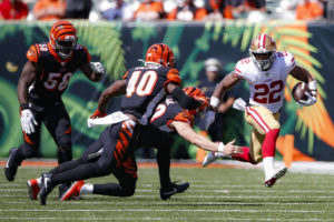 Bengals recovering from worst defensive showing