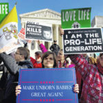 Number of abortions in US falls to lowest level since 1973