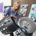 Professor works with NASA to design better tires for Mars