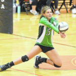 Volleyball: Elida holds off Celina