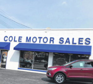 After 100 years, Cole Motor Sales calls it quits