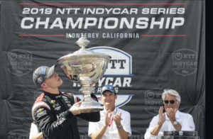 Newgarden wins championship and Herta wins IndyCar finale