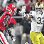 Notre Dame loses another big game but gains some respect