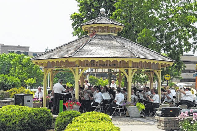 The Lima Area Concert Band will be in concert Saturday at Veterans Memorial Civic Center.