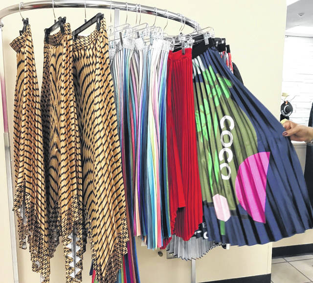 Jean & Lily's Fashion Boutique has introduced millennial-friendly styles to its inventory.