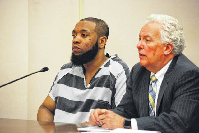 Timothy Youngblood, who authorities say stabbed his father to death with a sword last year in Lima, has been deemed mentally competent to stand trial. The Lima man appeared in Allen County Common Pleas Court on Monday with his attorney, Mirk McVay of the Ohio Public Defenders' Office.