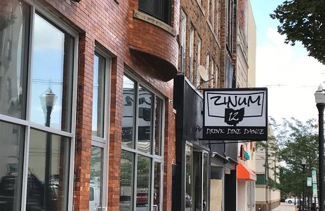 The newest bar in downtown Lima, Zinum 12, will offer live music, outdoor dining and plenty of bar games. The bar will hold its grand opening Friday, Sept. 27. Mackenzi Klemann | Lima News.