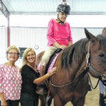 Jim Krumel: Grandmother takes first horse ride at age 99