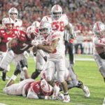 Ohio State rolls against Nebraska