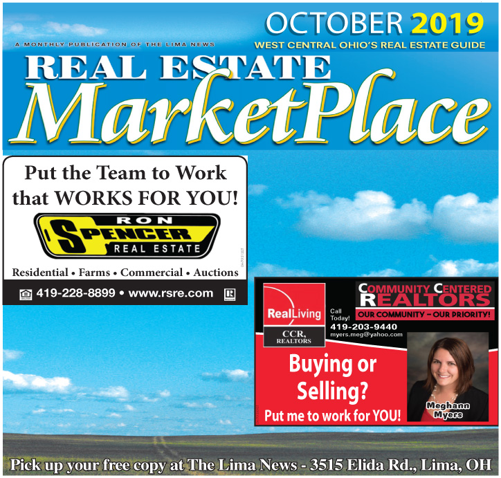 Real Estate Marketplace Oct. 2019