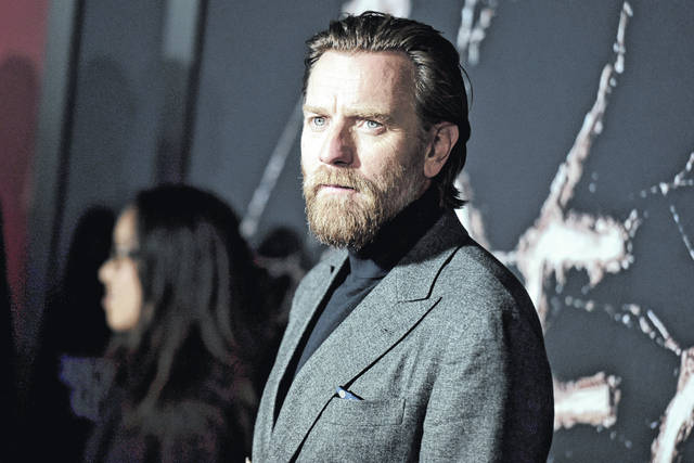 """Ewan McGregor attends the L.A. premiere of """"Doctor Sleep"""" at the Regency Theatre Westwood on Tuesday in Los Angeles."""