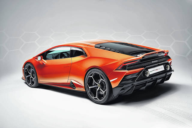 The Lamborghini Huracan EVO is fun to drive but lacks some comforts for day-to-day driving.